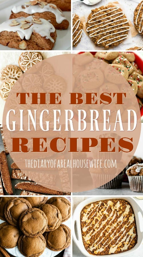Gingerbread Recipes