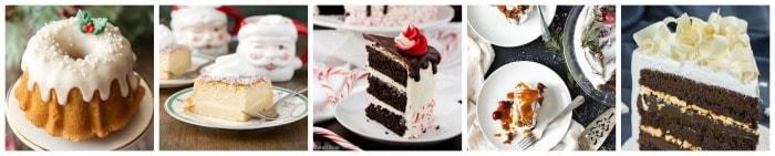 Christmas Cake 5