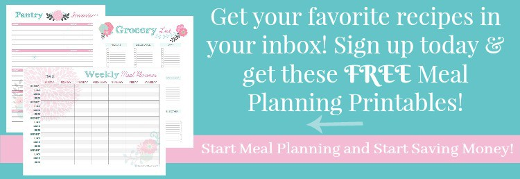 newsletter image. Free printable when signing up.