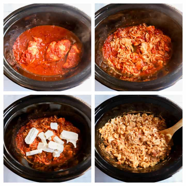 step by step slow cooker pictures