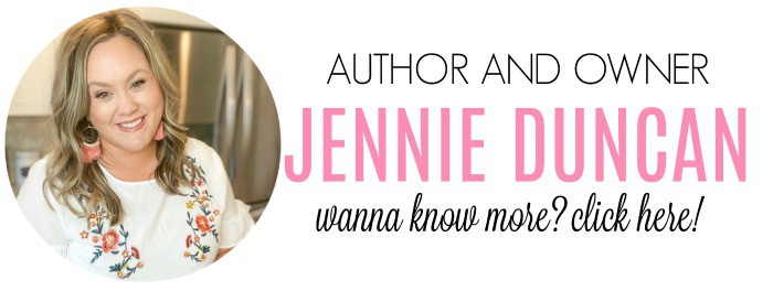 Jennie Duncan signature
