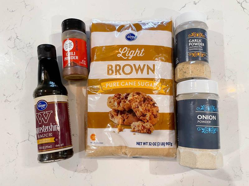 ingredients to make chicken drumsticks recipe